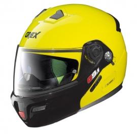 Moto helma Grex G9.1 Evolve Couple´ N-Com Led Yellow 19