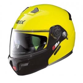 Moto helma Grex G9.1 Evolve Couple´ Led Yellow 9