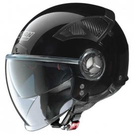 Moto helma Nolan N33 EVO Classic Glossy Black 3