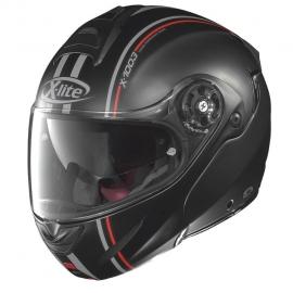 Moto helma X-Lite X-1003 Millstatt N-Com Flat Black 13