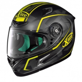 Moto helma X-Lite X-802RR Marquetry Flat Black 116