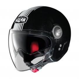 Moto helma Nolan N21 Visor Joie De Vivre Metal Black 40 - S
