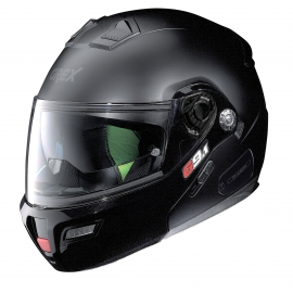 Moto helma Grex G9.1 Evolve Couple N-Com Flat Black 17 - M