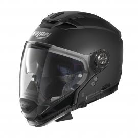 Moto helma Nolan N70-2 GT Classic N-Com Flat Black 10