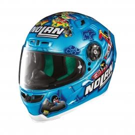 Moto helma X-Lite X-803 Replica M. Melandri Italy Pearl Blue 22