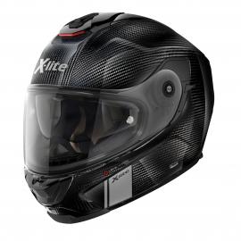 Moto helma X-Lite X-903 Ultra Carbon Modern Class N-Com Carbon Double D-Ring 101