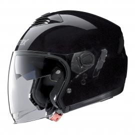 Moto helma Grex G4.1E Kinetic Metal Black 1