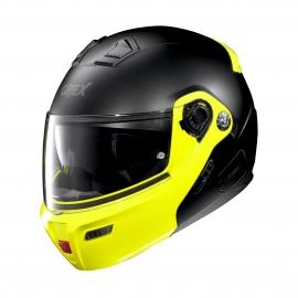 Moto helma Grex G9.1 Evolve Couple N-Com Flat Black 31