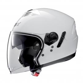Moto helma Grex G4.1E Kinetic White 4