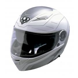 Moto helma Yohe 950-16 White, Grey