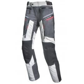 Pánske textilné moto nohavice Spark Avenger, šedé