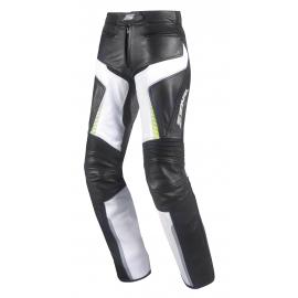 Dámské kožené moto kalhoty Spark Lina Fluo - 2XS