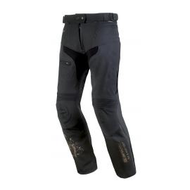 Dámske kožené moto nohavice Spark Michelle, čierne