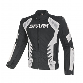 Pánska textilná moto bunda Spark Hornet Black