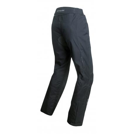 Dámske textilné moto nohavice Spark Lady Like, čierne