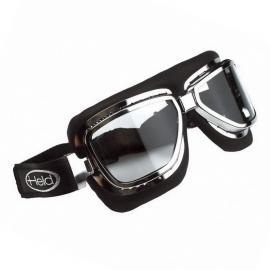 Motocyklové brýle Held CLASSIC, stříbrný rám