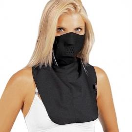 Nákrčník s dlouhým límcem + maska HELD (neopren Windstopper)