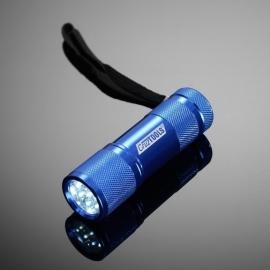 Příruční LED svítilna CRUZ TOOLS, modrá