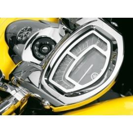 Mřížka tachometru Highway Hawk pro motocykly YAMAHA XVS1300A Midnight Star