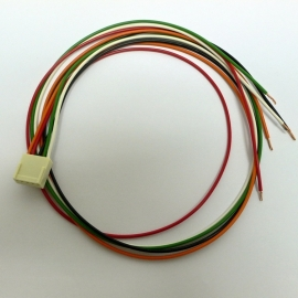 Highway Hawk Náhradní konektor tachometru (5 drátů)