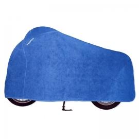 Prodyšná krycí plachta Held na motocykl, modrá (textil)
