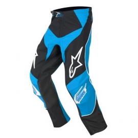 Motokrosové kalhoty Alpinestars RACER vel.28  černá/modrá