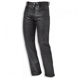 Pánské motocyklové kalhoty Held COOPER, kůže, černé