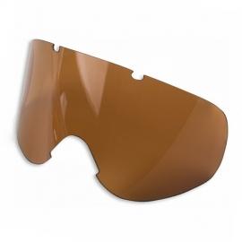 Náhradní sklo do motocrossových brýlí 9701 a 9405, tónované