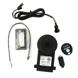 elektronický alarm E-LUX pro Gilera / Piaggio / Vespa