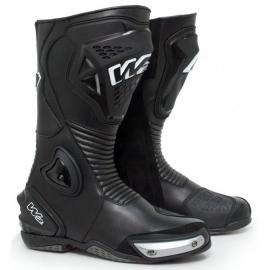 Športové pánske moto topánky W2 Adria, čierne