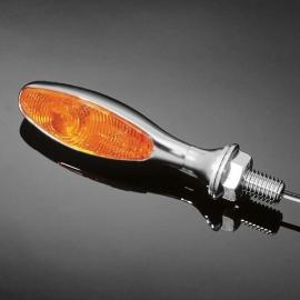 Blinkr Highway Hawk MICRO s LED, E-mark, chrom (1ks)
