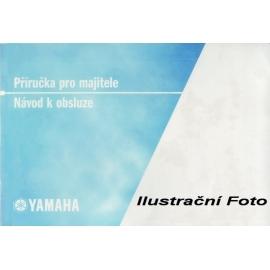 Návod k obsluze maxiskútru YAMAHA YQ 50, český
