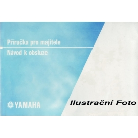 Návod k obsluze motocyklu YAMAHA YZ/WR, český