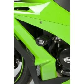Aero padací chrániče RG Racing pro motocykly KAWASAKI ZX10-R ('11-)