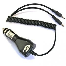 Nabíječka do automobilu pro Cardo SCALA RIDER SOLO / Q2 / Q2 PRO / FM / TEAMSET PRO (1ks)