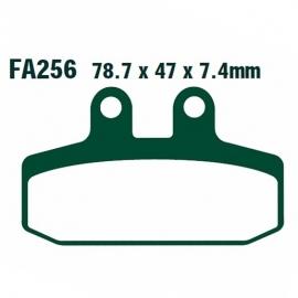 Brzdové destičky EBC FA 256