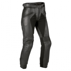 Dámské kožené moto kalhoty Dainese PONY C2  PELLE LADY černá