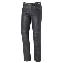 Dámské kožené moto kalhoty Held LESLEY vel.40 černé