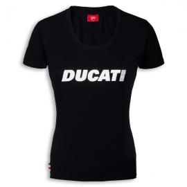 Dámské tričko Ducati Ducatiana černé