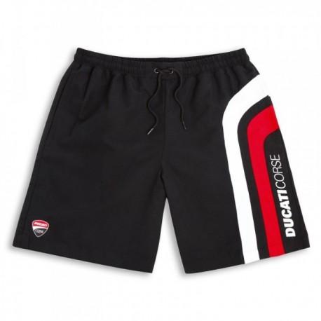 Pánské plavky Ducati Corse Speed černé