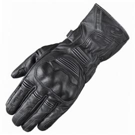 Dámské moto rukavice Held TOUCH (dotykové prsty) černé, kůže (pár)