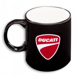 Hrnek Ducati černý
