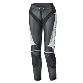 Dámské kožené kalhoty na motorku Held LANE 2 černá/bílá