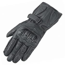 Dámské sportovní moto rukavice Held MYRA černá, kozí/klokaní kůže
