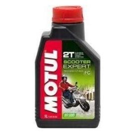 Motorový olej Motul Scooter Expert 2T, 1L