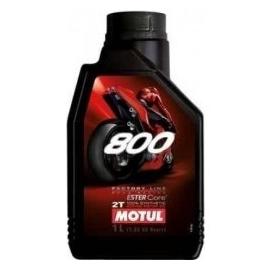Motorový olej Motul 800 2T Factory Line Off Road 1L