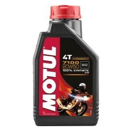 Motorový olej Motul 7100 4T SAE 20W50, 1L