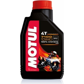 Motorový olej Motul 7100 4T SAE 10W40 1L
