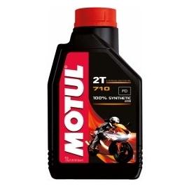 Motorový olej Motul 710 2T, 1L