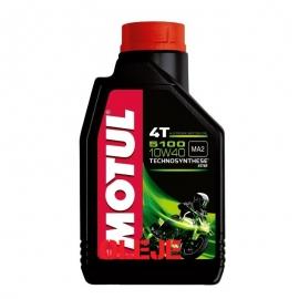 Motorový olej Motul 5100 4T SAE 10W40 1L